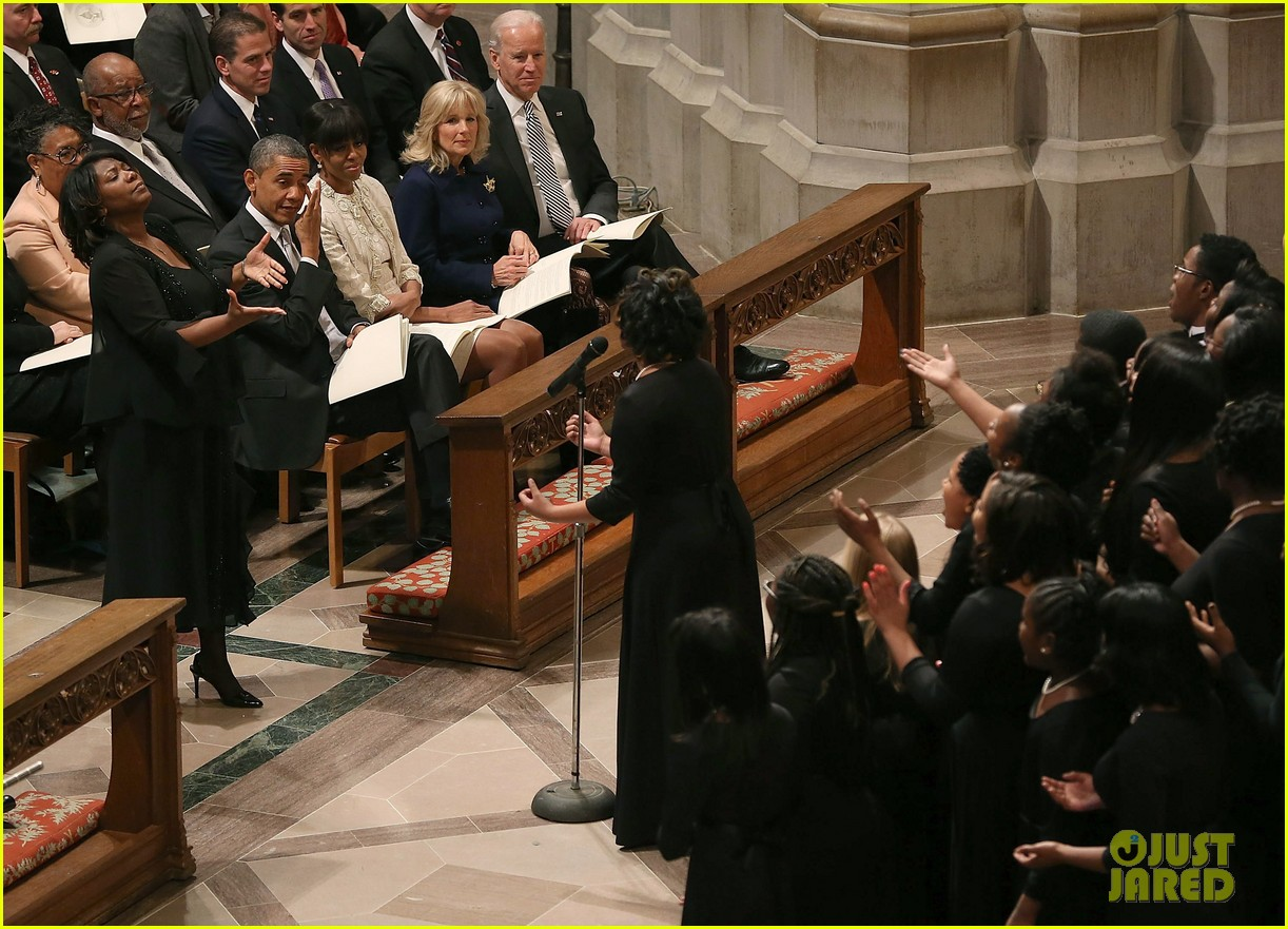 barack michelle obama national prayer service after inauguration 10