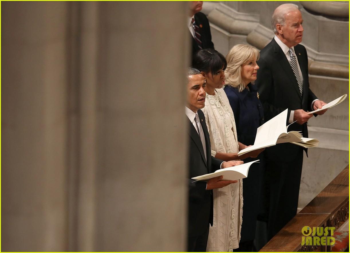 barack michelle obama national prayer service after inauguration 16