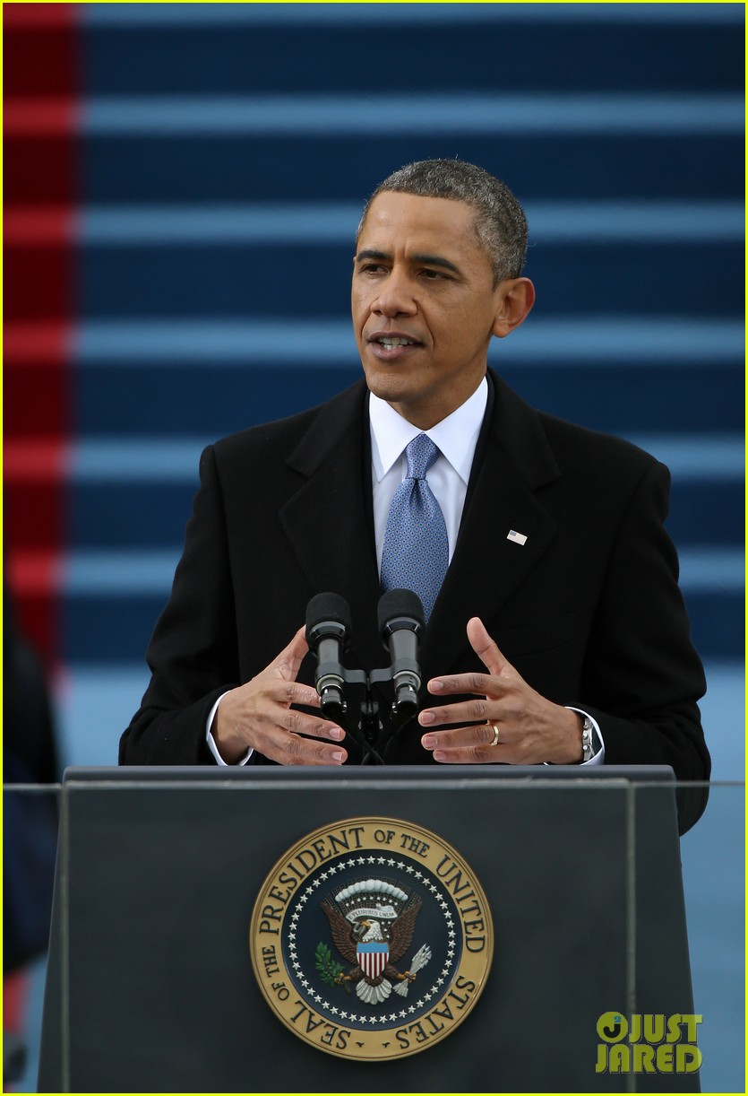 watch president obama being sworn in at second inauguration 04