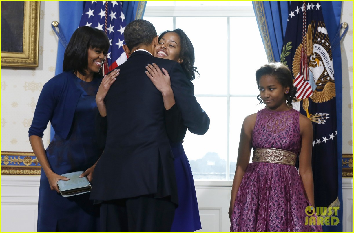 president barack obama sworn into office launches second term 15