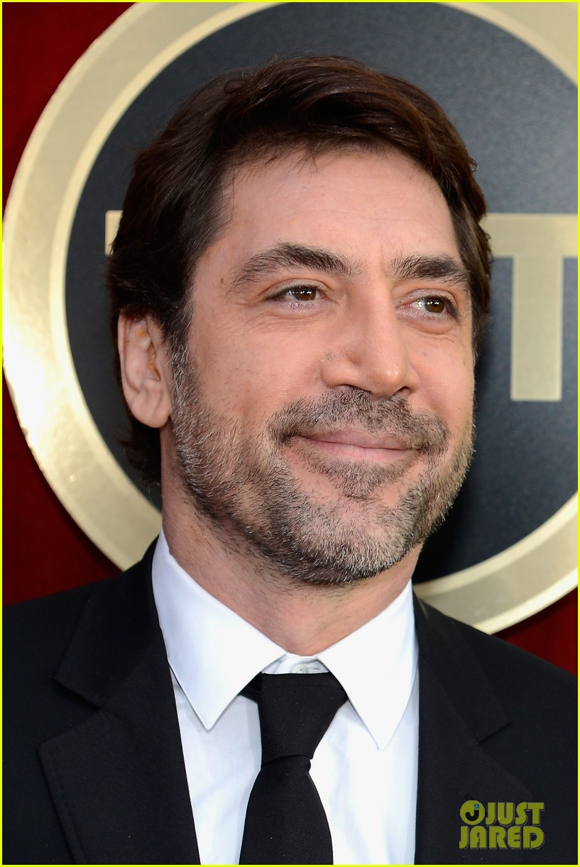 javier bardem helen hunt sag awards 2013 red carpet 03