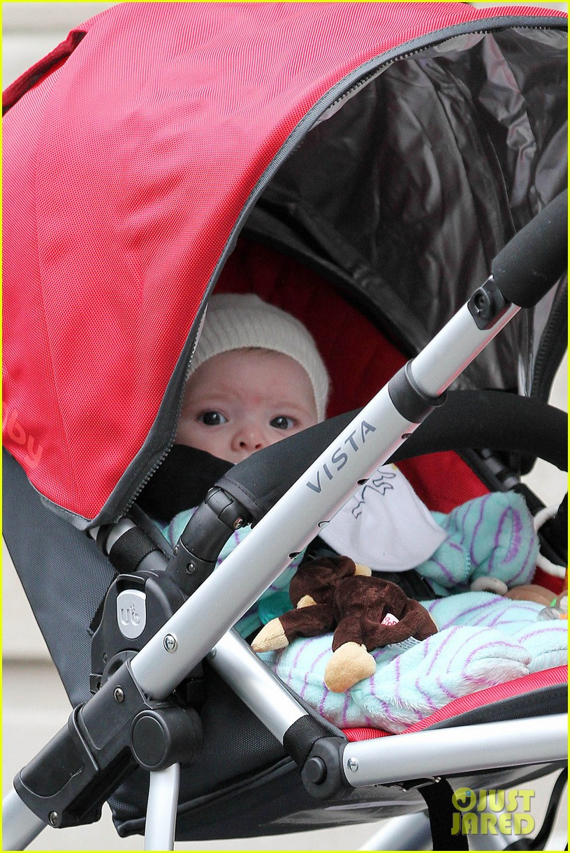 drew barrymore will kopelman saturday shopping with olive 02
