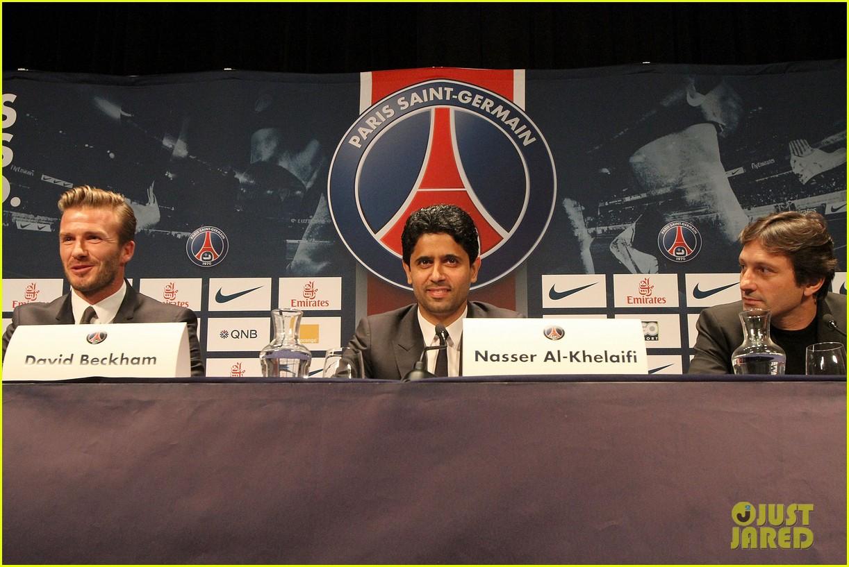 david beckham joins paris st germain soccer team 05