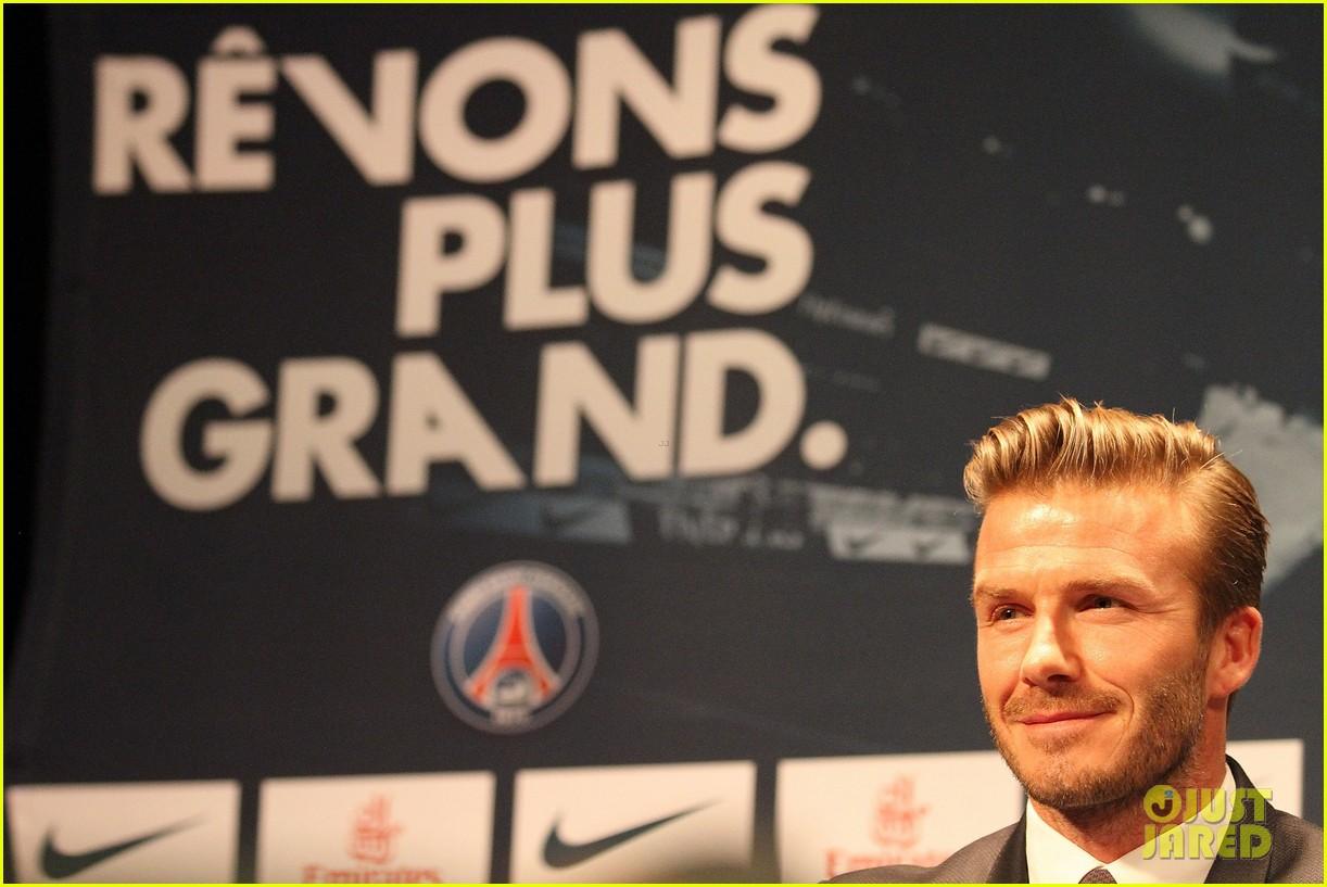 david beckham joins paris st germain soccer team 07