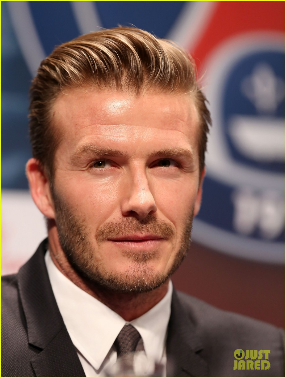 david beckham joins paris st germain soccer team 11