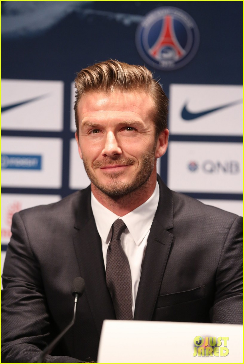 david beckham joins paris st germain soccer team 14
