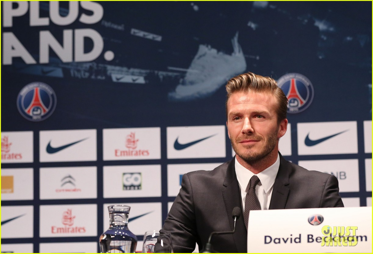 david beckham joins paris st germain soccer team 15