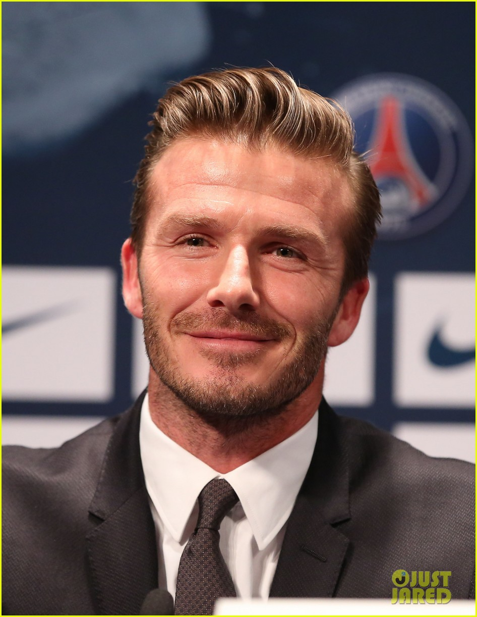 david beckham joins paris st germain soccer team 16