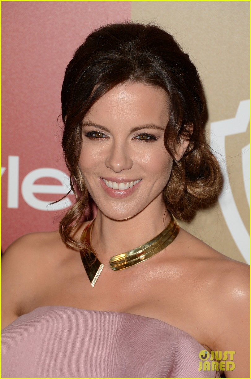 kate beckinsale instyle golden globes party 2013 02