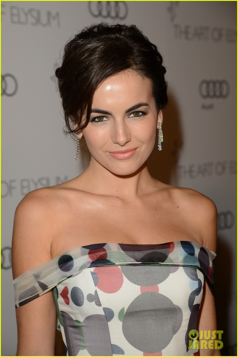 camilla belle julianne hough art of elysium heaven gala 28