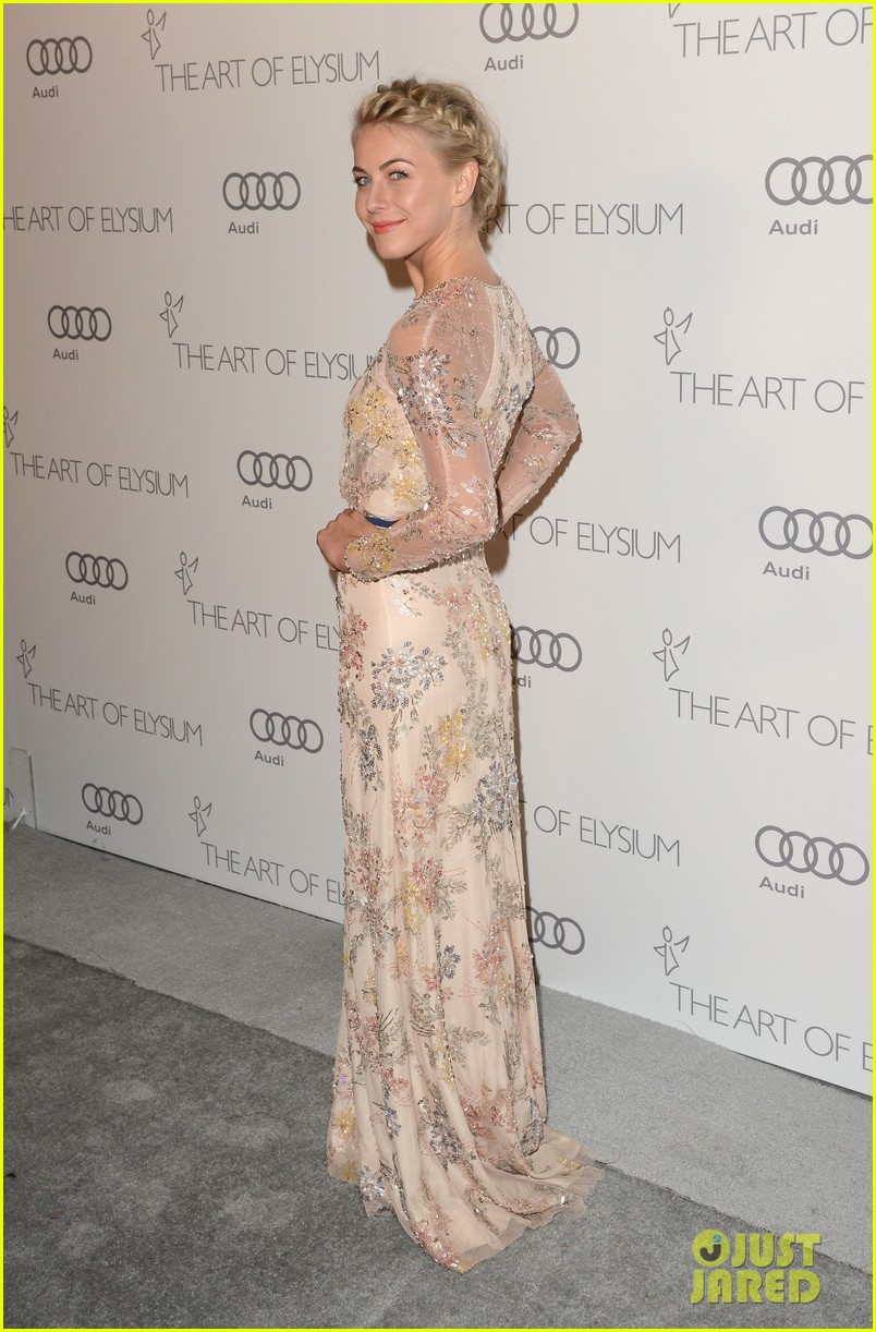 camilla belle julianne hough art of elysium heaven gala 332790201