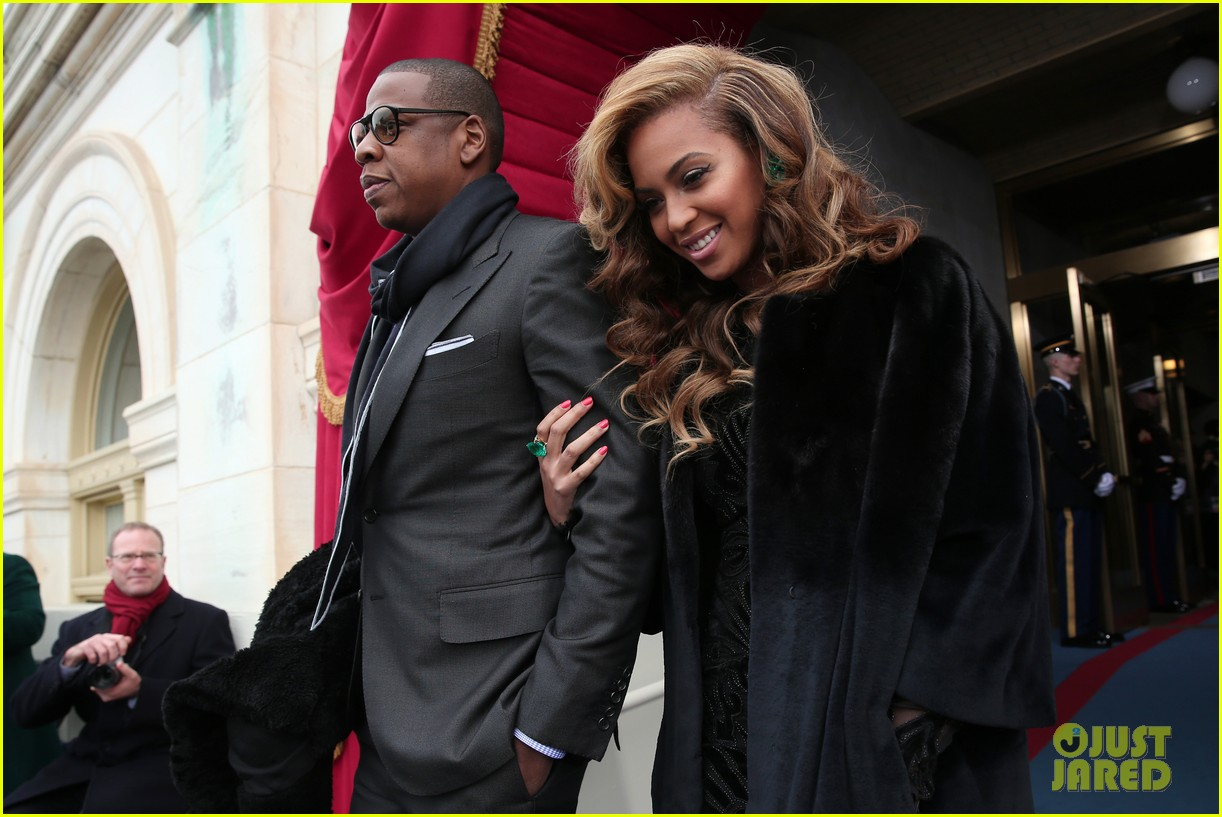 beyonce national anthem inauguration performance watch now 072796138