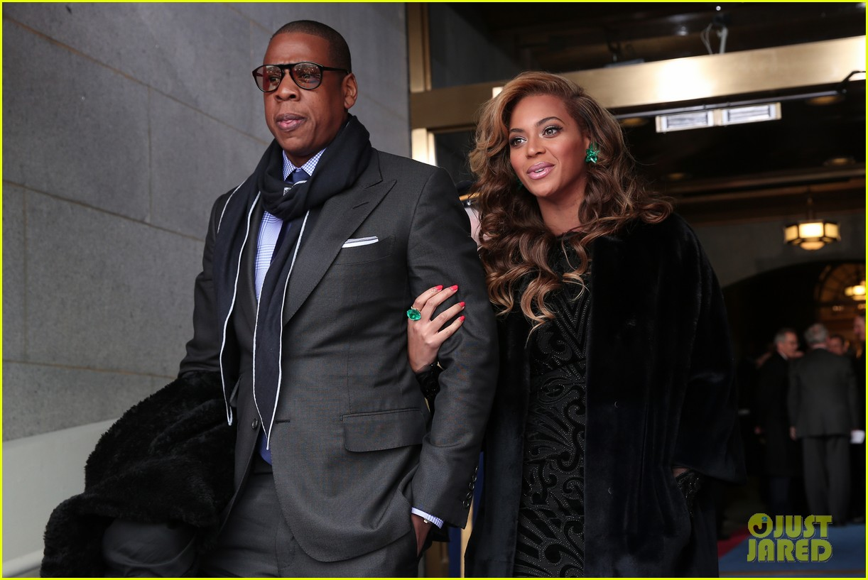 beyonce national anthem inauguration performance watch now 082796139