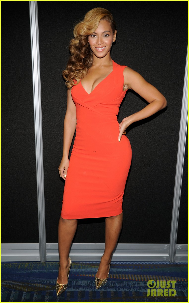 beyonce press conference complete video backstage pics 01