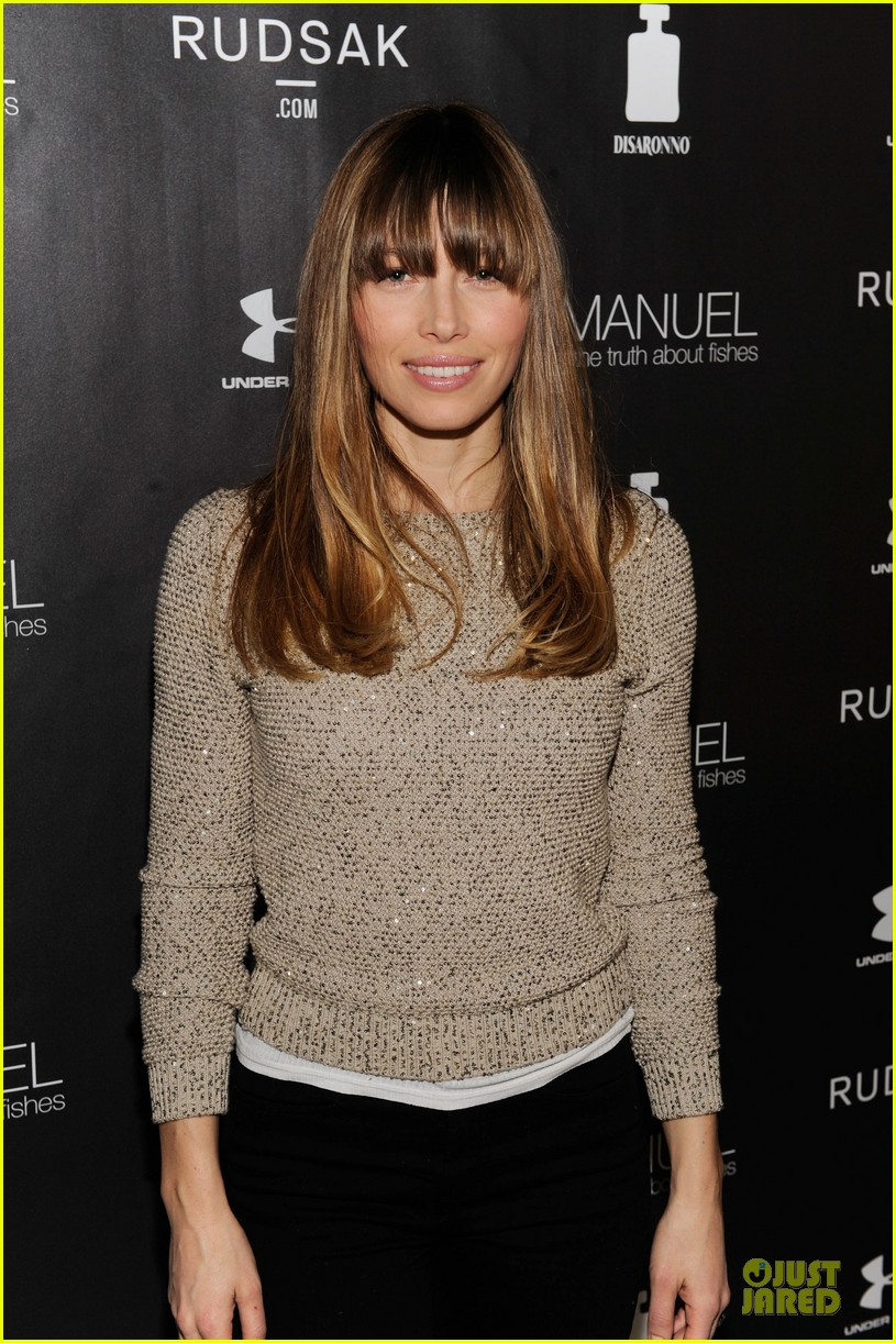 jessica biel emanuel and the truth about fishes sundance dinner 02