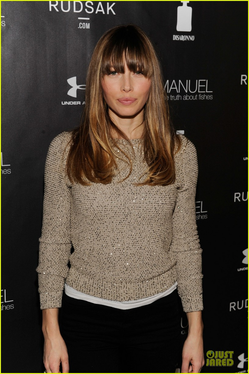 jessica biel emanuel and the truth about fishes sundance dinner 072794890