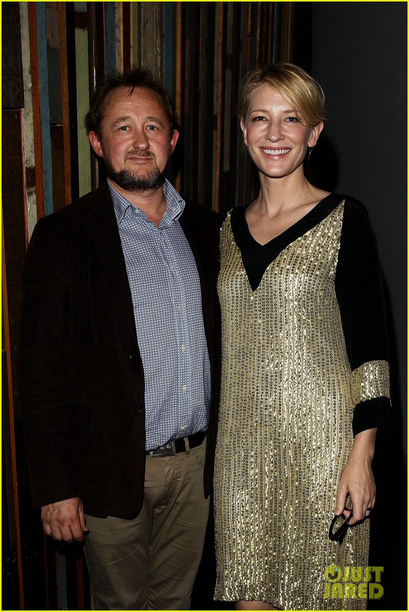 cate blanchett andrew upton secret river opening night 04