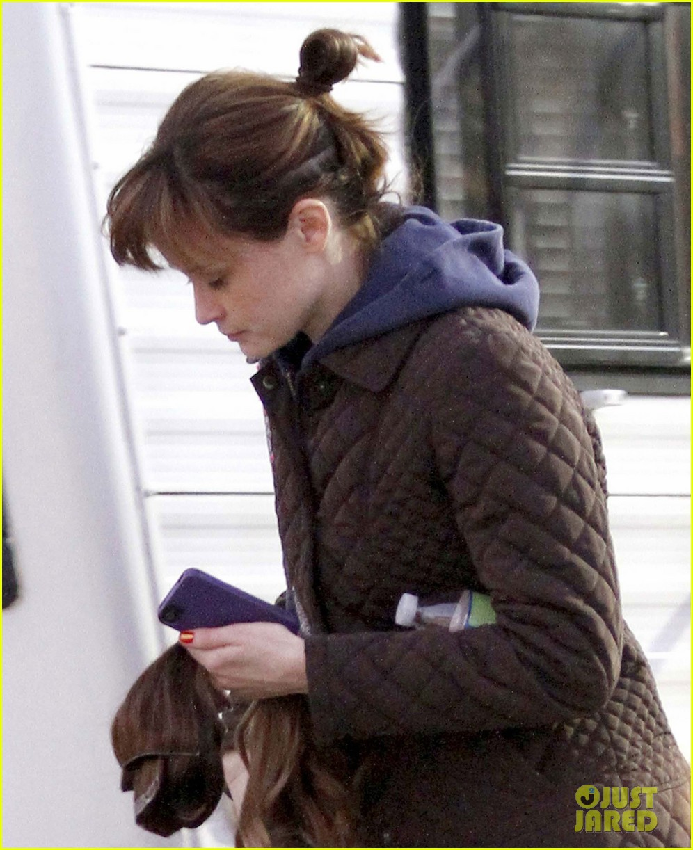 alexis bledel remember sunday set with zachary levi 02