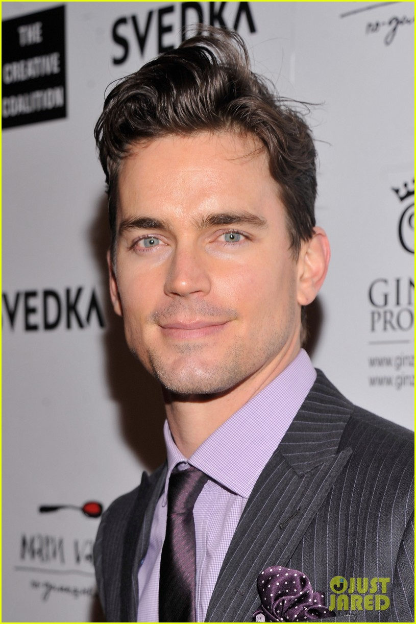 matt bomer creative coalition night before dinner 04