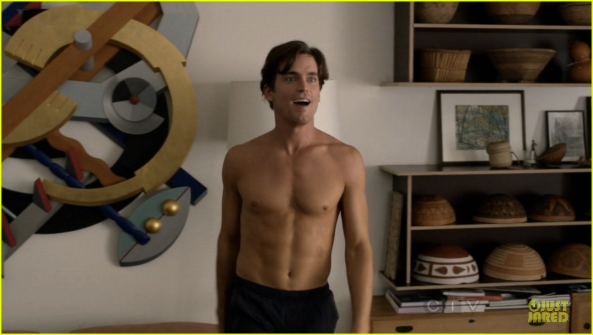 matt bomer shirtless new normal stills 12
