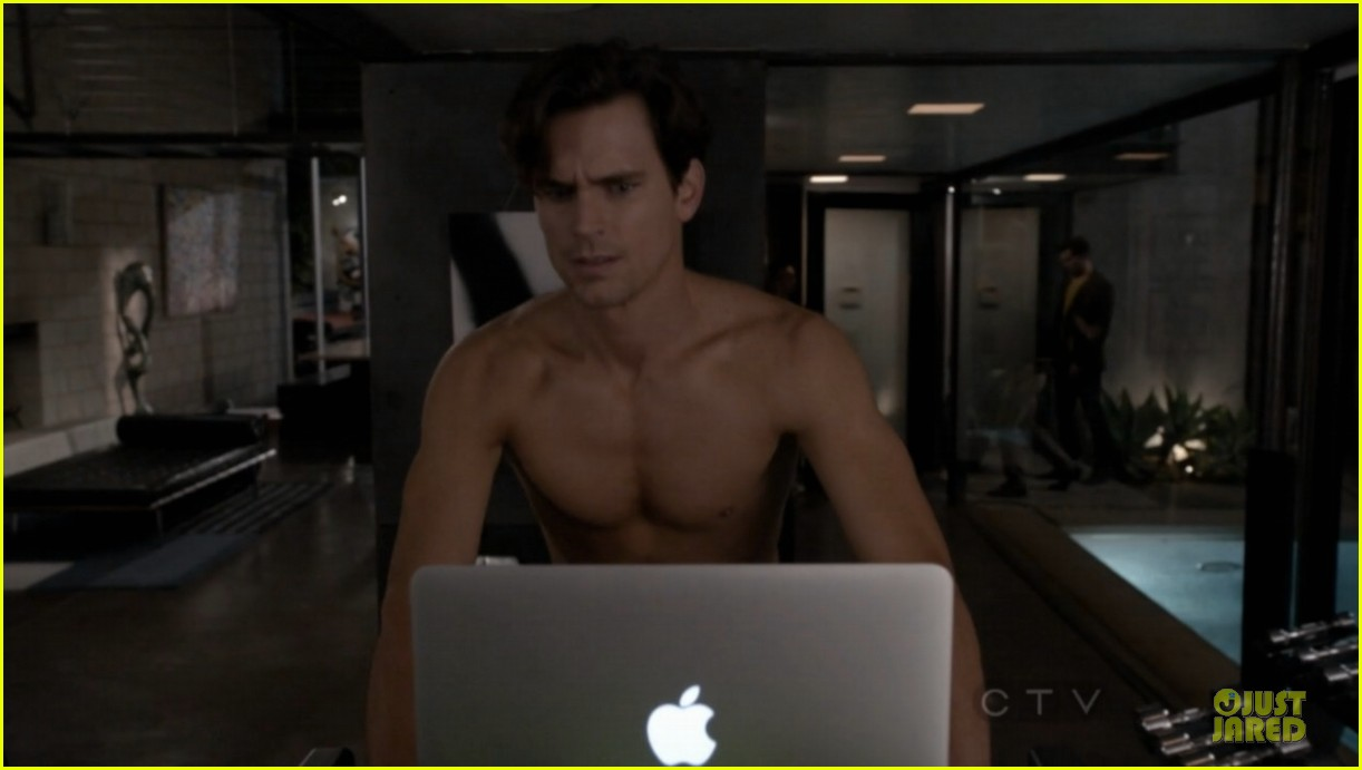 matt bomer shirtless new normal stills 20