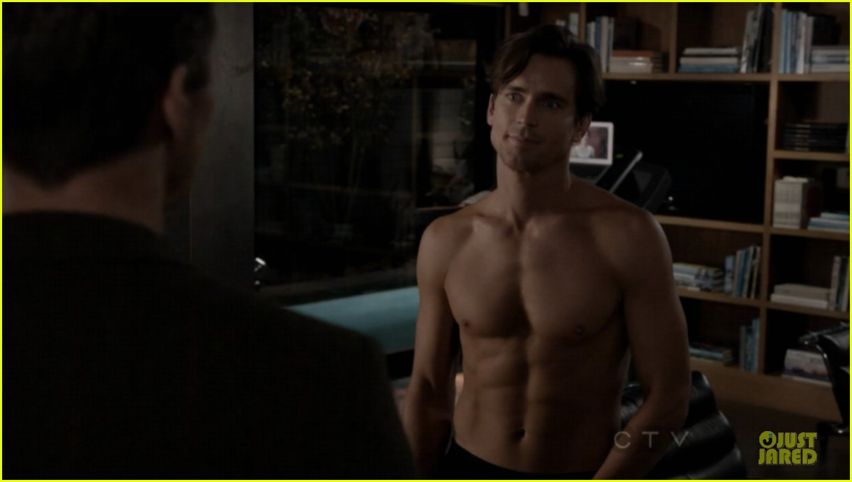 matt bomer shirtless new normal stills 25