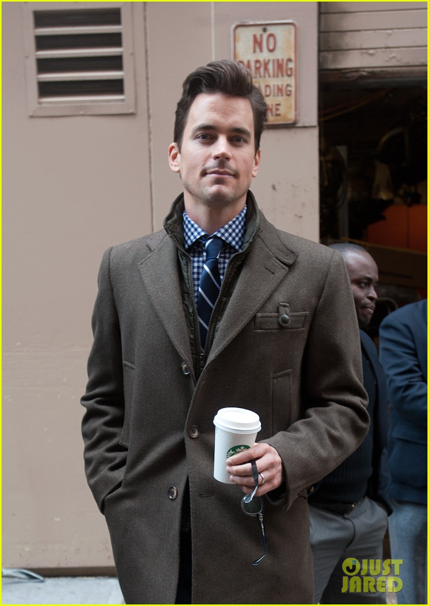 matt bomer launches white collar inspired clothing collection 02