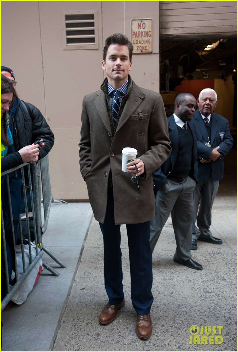 matt bomer launches white collar inspired clothing collection 11