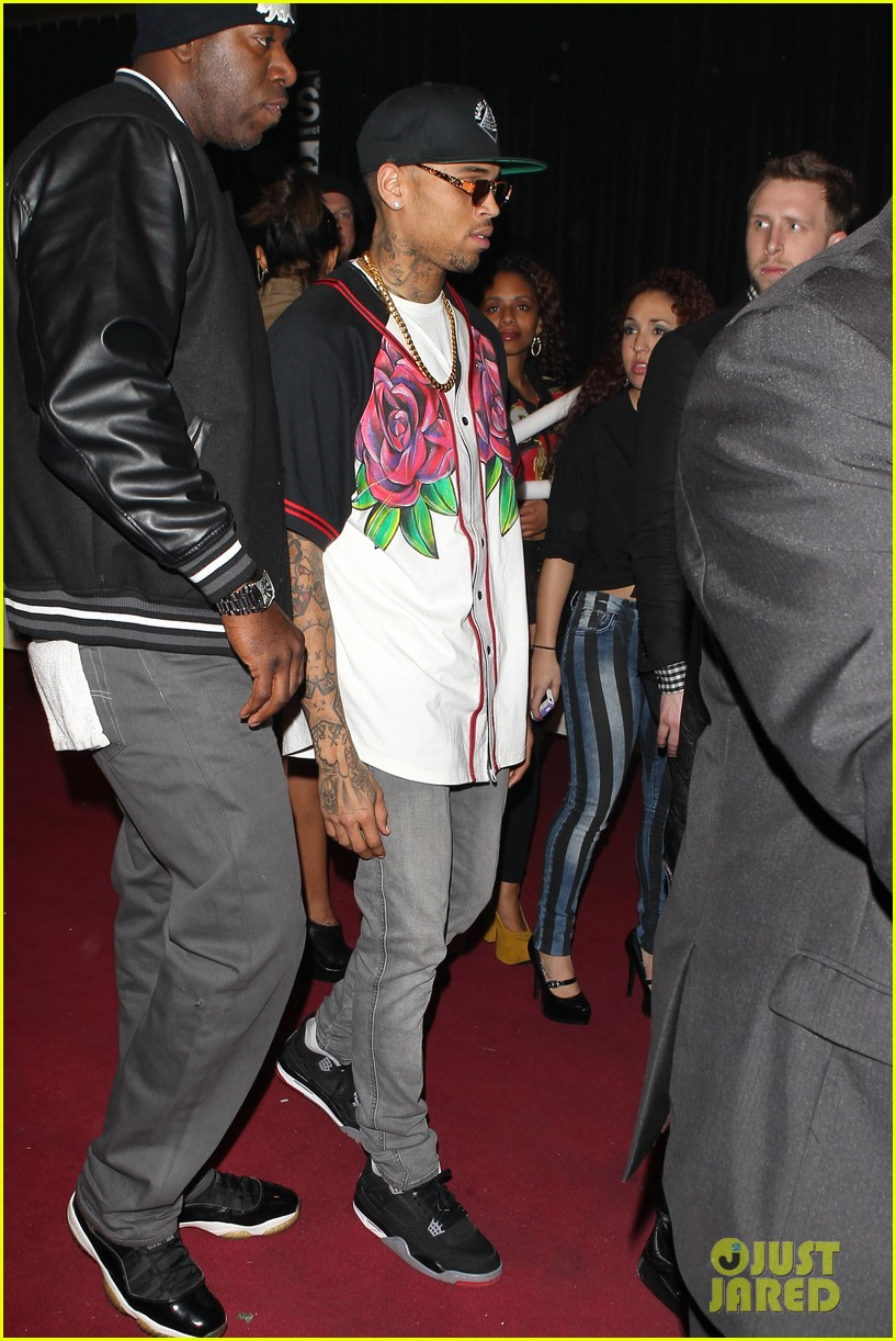 chris brown everythings coming up roses 01