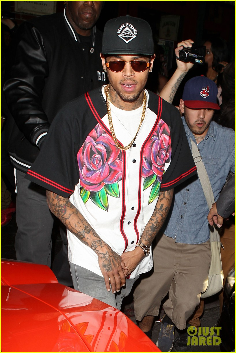 chris brown everythings coming up roses 02