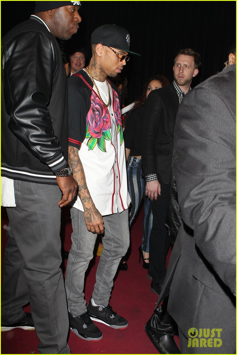 chris brown everythings coming up roses 05