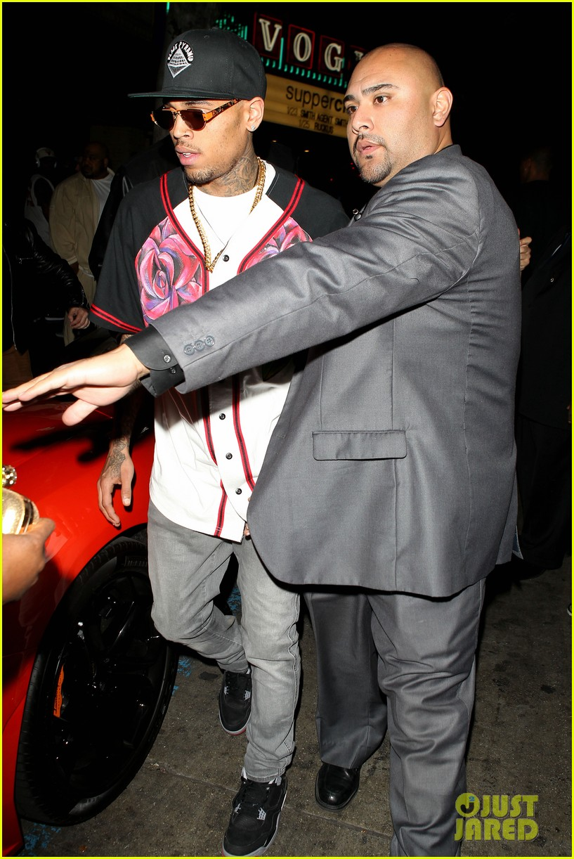chris brown everythings coming up roses 10