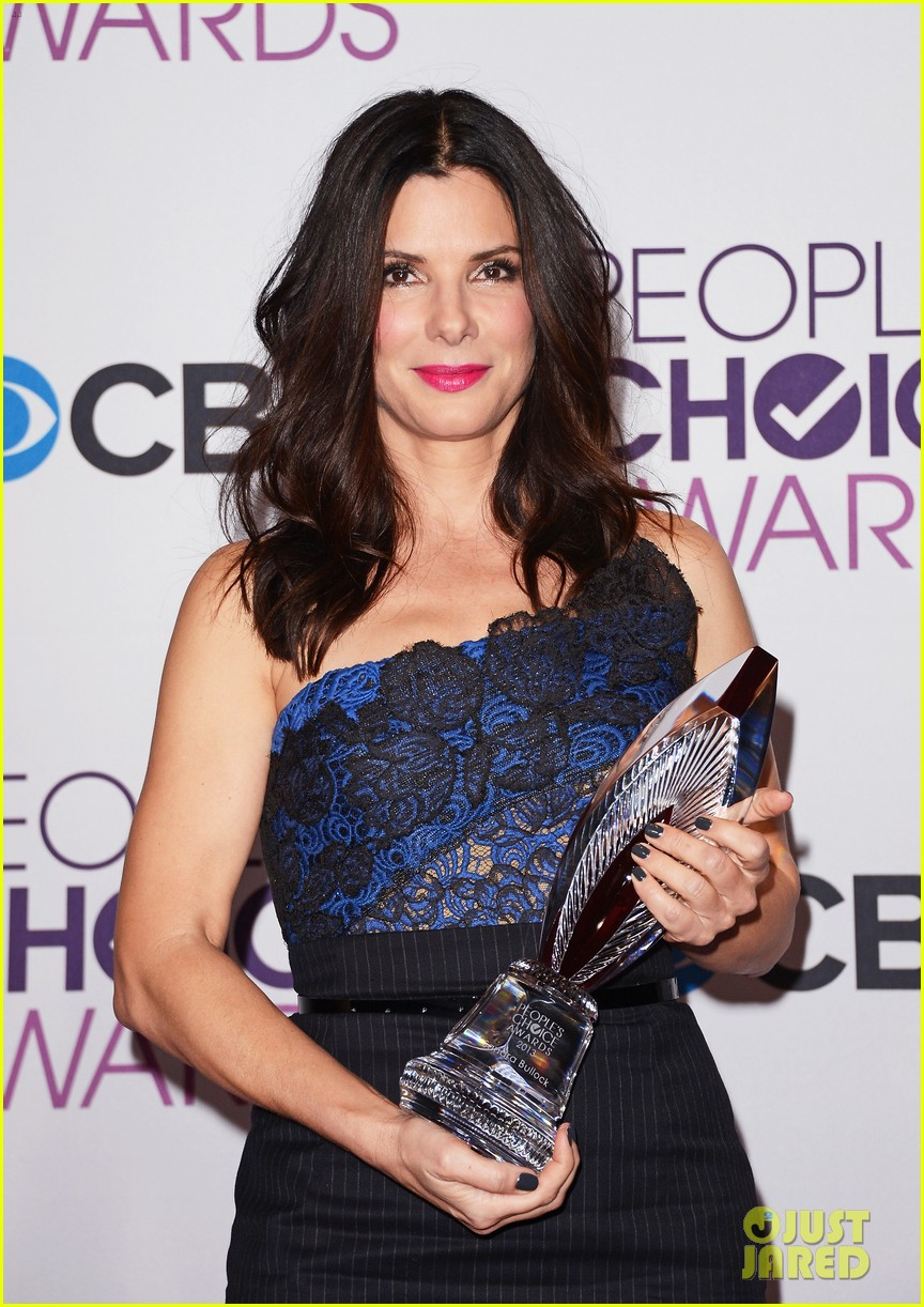 sandra bullock peoples choice 2013 01