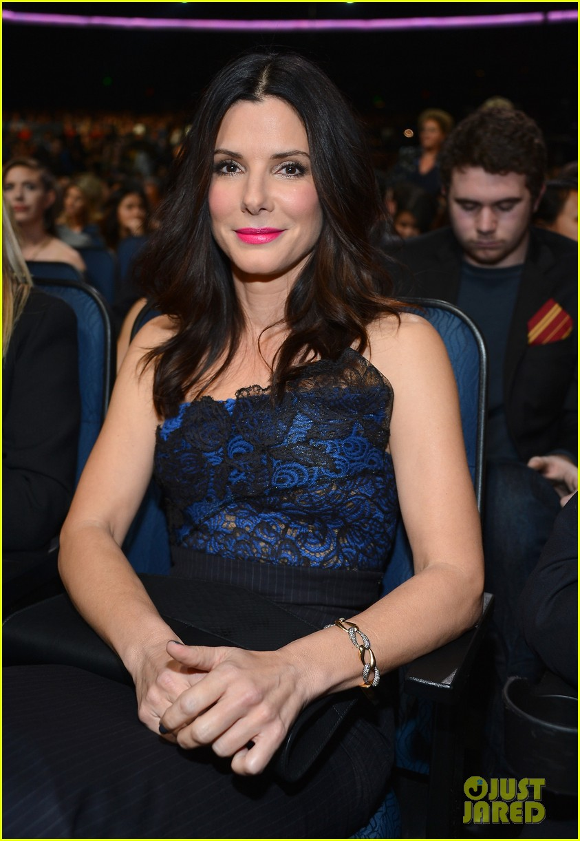 sandra bullock peoples choice 2013 13