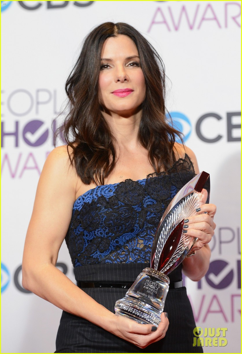 sandra bullock peoples choice 2013 17