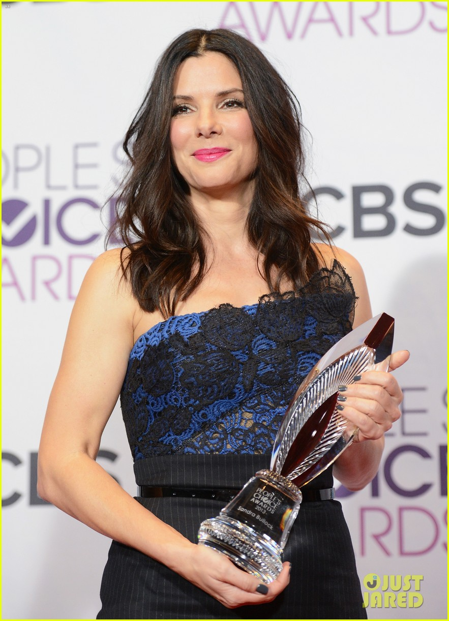 sandra bullock peoples choice 2013 19