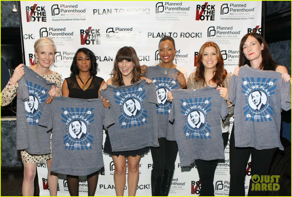 sophia bush kate walsh planned parenthood rocks the vote 20