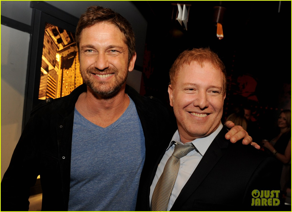 gerard butler movie 43 after party 01