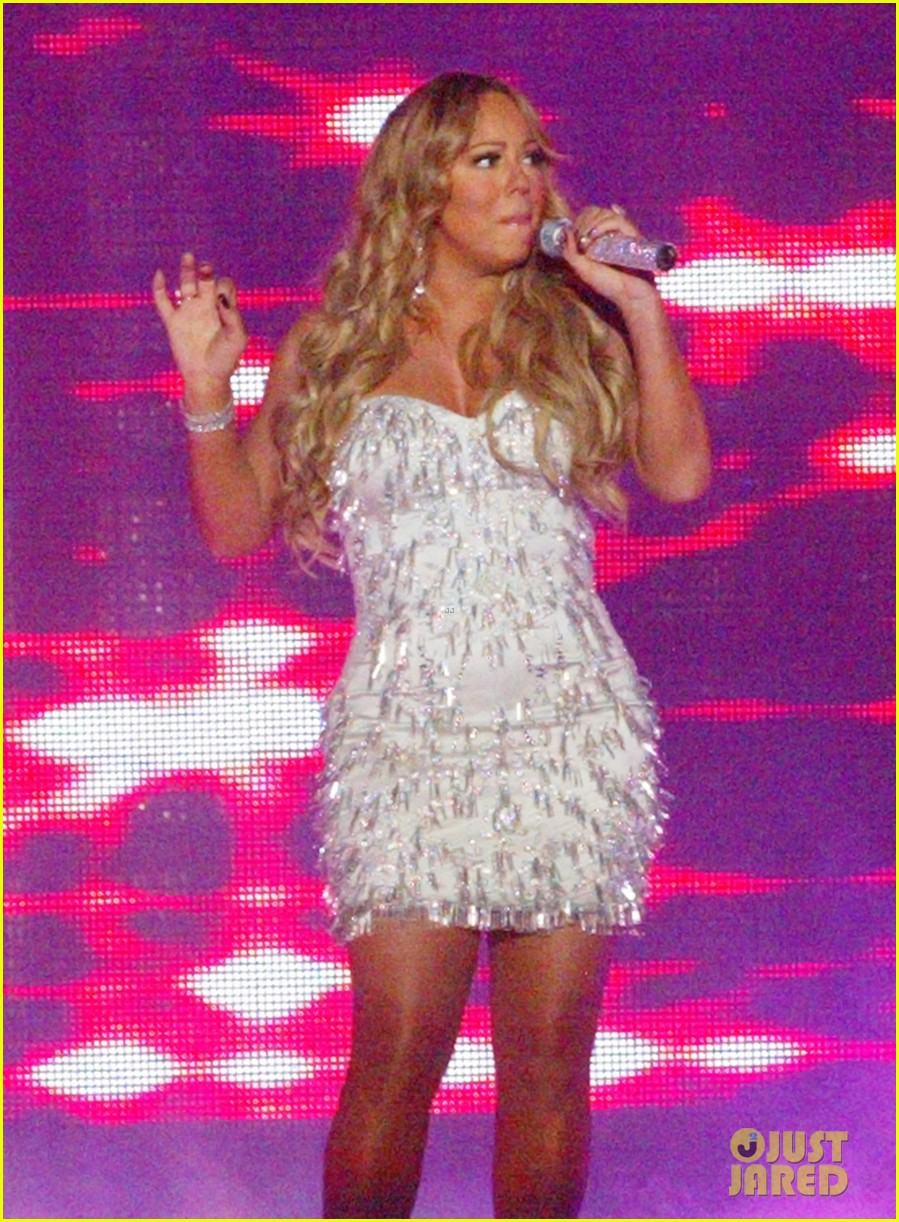 mariah carey jupiters gold coast show 03