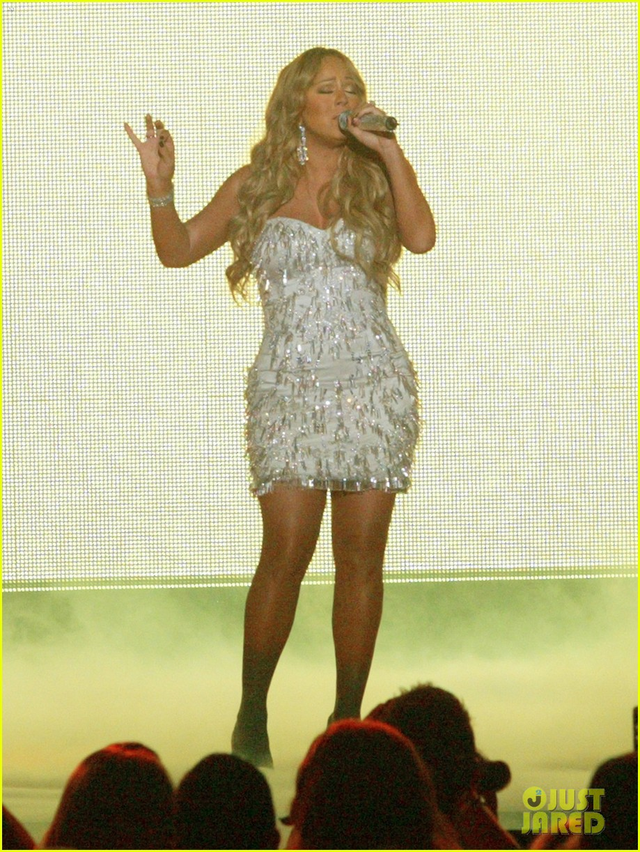 mariah carey jupiters gold coast show 05