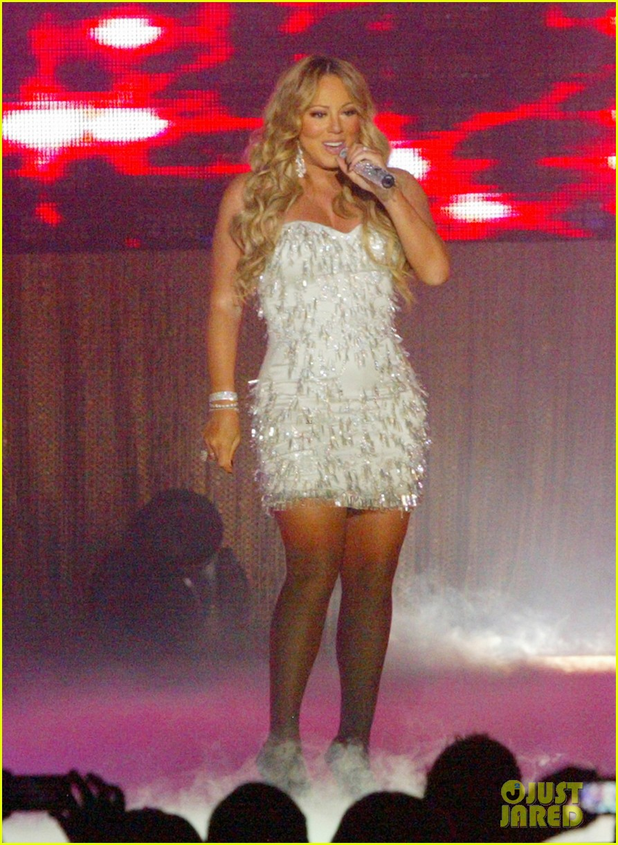 mariah carey jupiters gold coast show 15