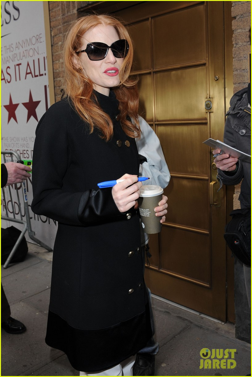 jessica chastain box office queen 06