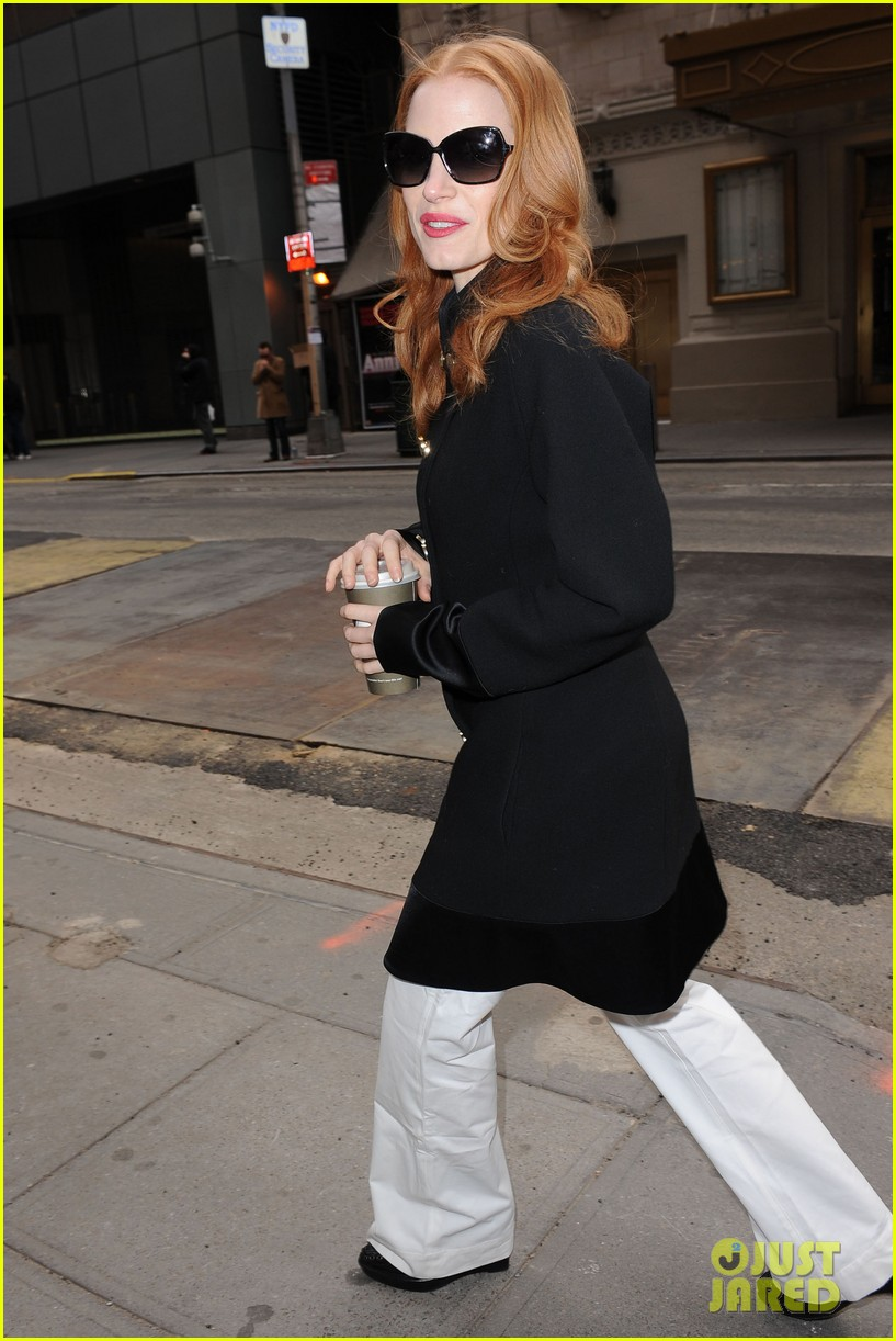 jessica chastain box office queen 07