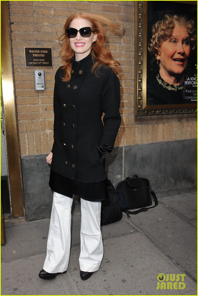 jessica chastain box office queen 11