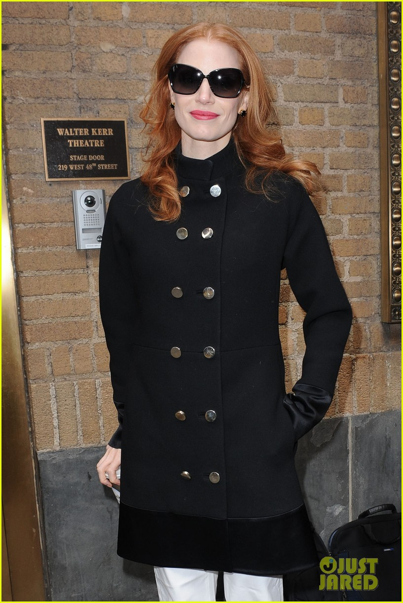 jessica chastain box office queen 14