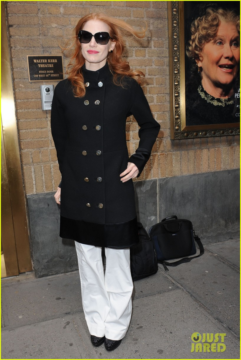 jessica chastain box office queen 15