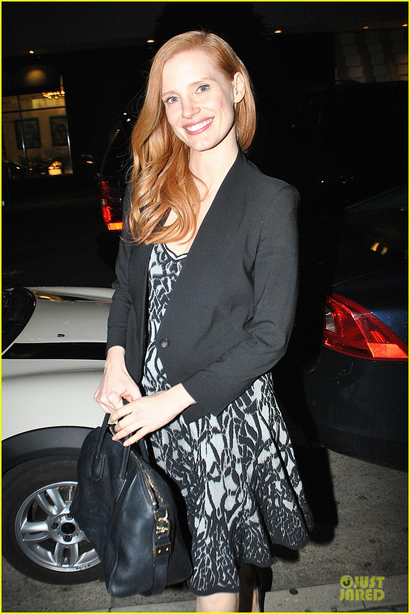 jessica chastain mr chow dinner 04