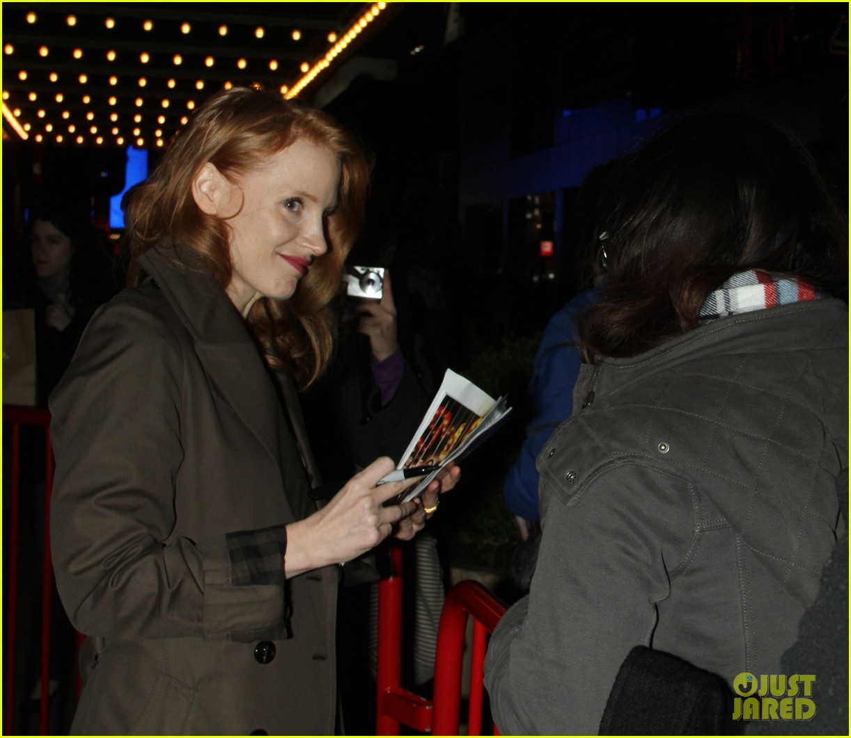 jessica chastain my first big purchase was couch 09