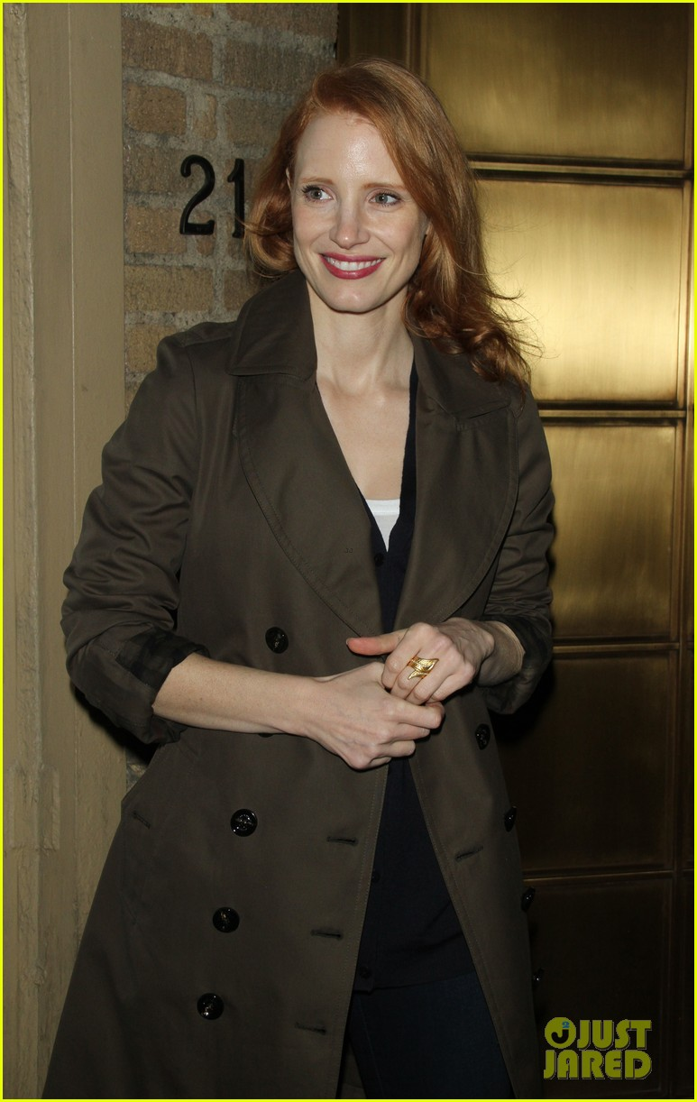 jessica chastain my first big purchase was couch 11