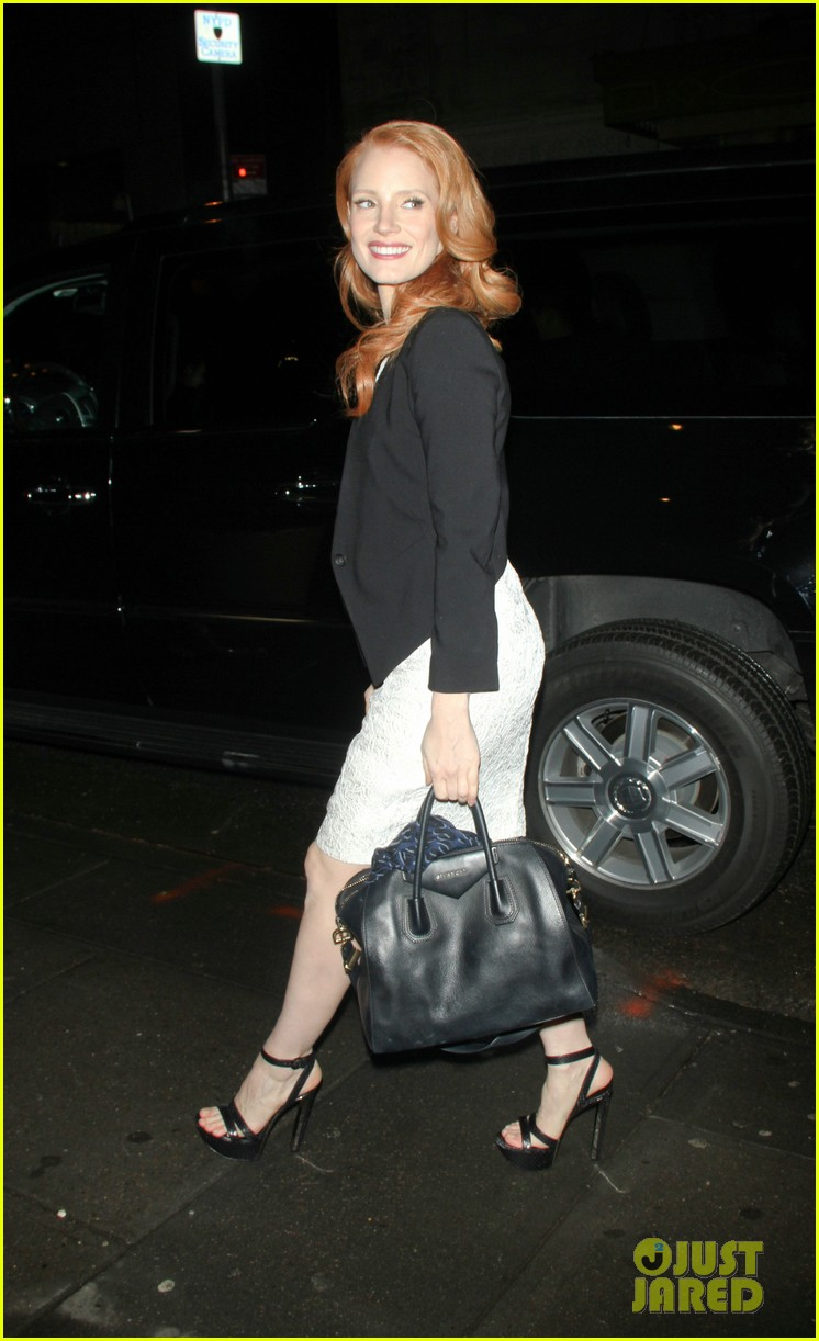 jessica chastain daily show appearance 202793466